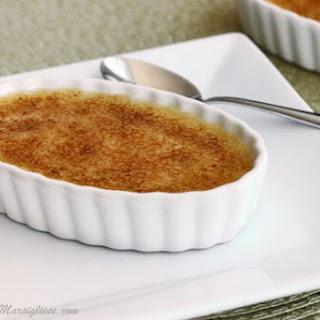 Vanilla Cinnamon Brulee Recipes