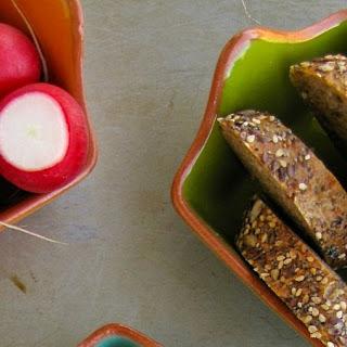 Radish Cream Cheese Spread for Spring