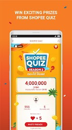 Shopee Summer Sale APK screenshot thumbnail 3