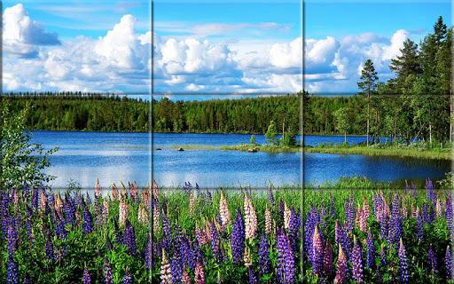 Puzzle - Beautiful lakes 1.19 screenshots 1