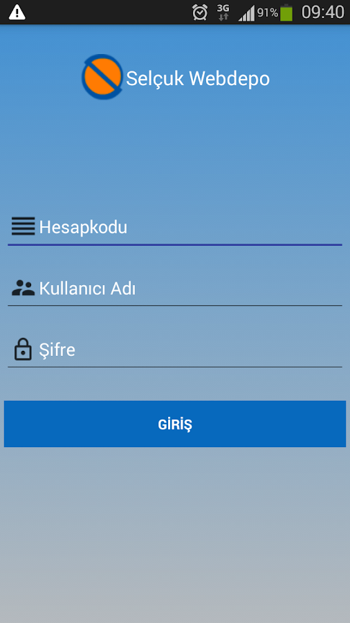 Selçuk Webdepo- screenshot