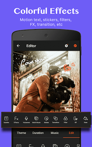 VideoShow Video Editor, Video Maker, Photo Editor screenshot 1