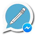 Paint for Whatsapp & Messenger icon