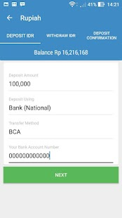 Dompet Bitcoin Indonesia- screenshot thumbnail