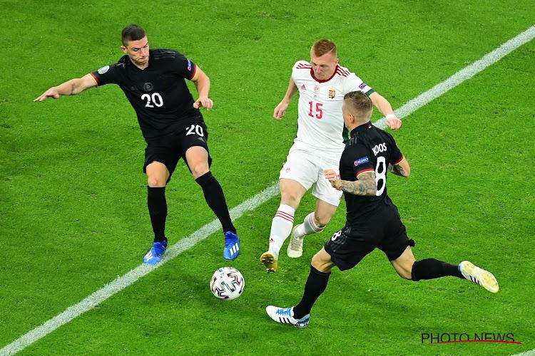 Zwak Duitsland tegen moedige Hongaren door oog van de naald, enorme repercussies voor Rode Duivels