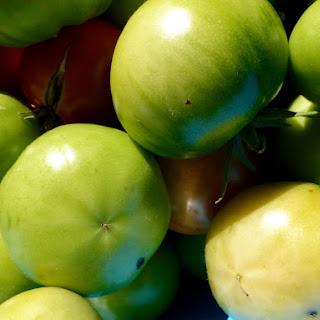Green Tomato Chutney