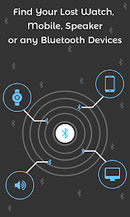 Bluetooth Device Locator Finder Screenshot