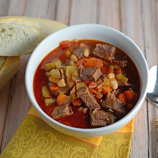 Short Rib Soup.