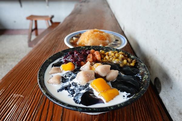 和平豆花 礁溪豆花,炭燒香氣濃郁!菜單豐富,夏季必吃檸檬愛玉冰!