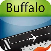 Buffalo Airport + Radar BUF