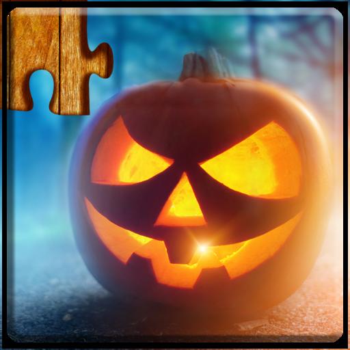 Kids Halloween Jigsaw Puzzles