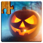 Halloween Jigsaw Puzzles Game - Kids & Adults 🎃