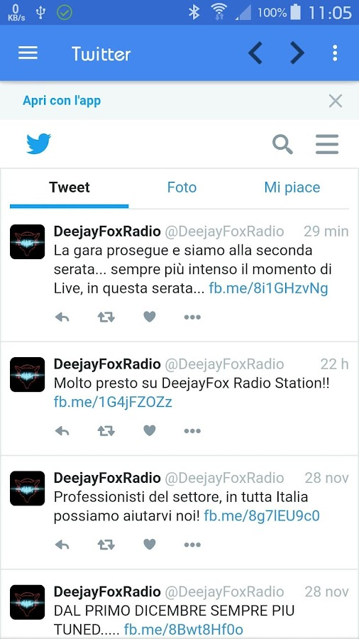 Deejayfox Radiostation 2- screenshot