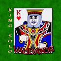 King Solo Validator icon