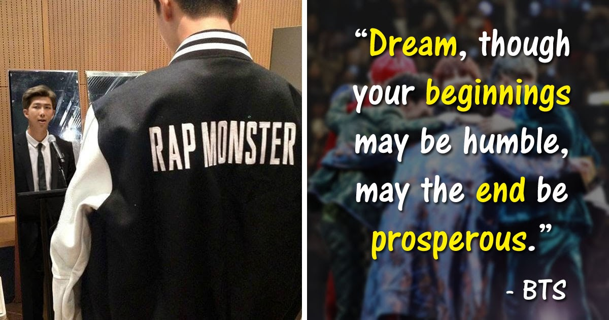 inspirational bts quotes that are perfect for your senior yearbook