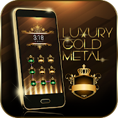 Luxury Gold Metal Theme
