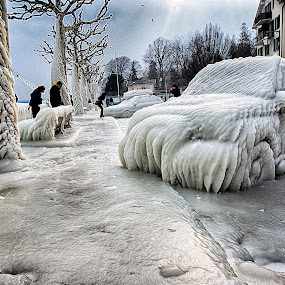 Ice by Thomas ST0LL - Transportation Automobiles ( stoellchen, CARS, TRUCKS, TRANSPORTATION, HOT RODS, hdr,  )