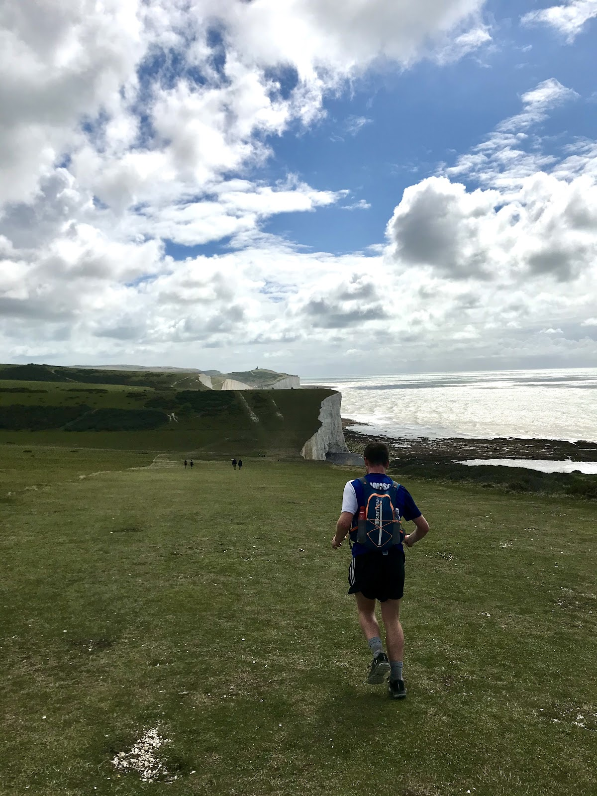 trail running the South Downs Way