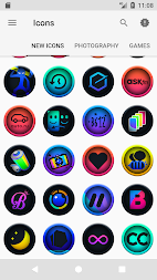 Ravic - Icon Pack APK screenshot thumbnail 6