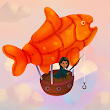 Rule with an Iron Fish: A Pirate Fishing RPG icon