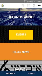 Hillel at UofR - náhled