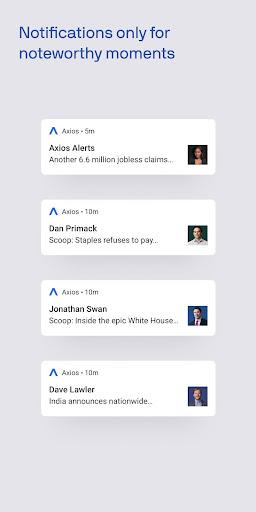 Axios screenshot 5