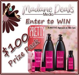 $100 Pretty by Caren prize pack giveaway