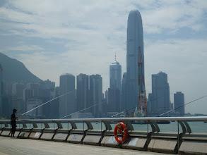 Photo: Two International Finance Centre (2. nejvyšší budova v Hong Kongu - 416 m)