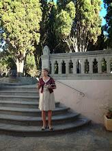 "Photo: A punt d'endinsar-nos al cementiri de ""Sinera"""