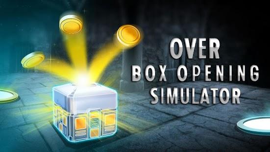 Over Box Opening Simulator - náhled