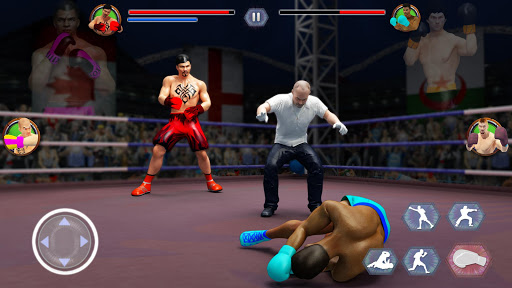 World Tag Team Super Punch Boxing Star Champion 3D 2.1 screenshots 5