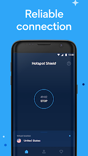 Hotspot Shield Free VPN Proxy & Secure VPN 4