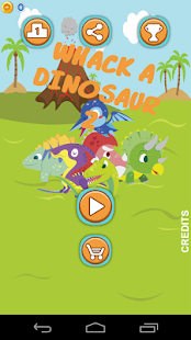 Whack A Dinosaur 2 Screenshot