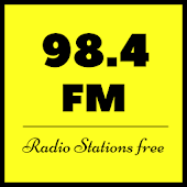 98.4 FM Radio Stations Online Android APK Download Free By Radio FM - AM Online