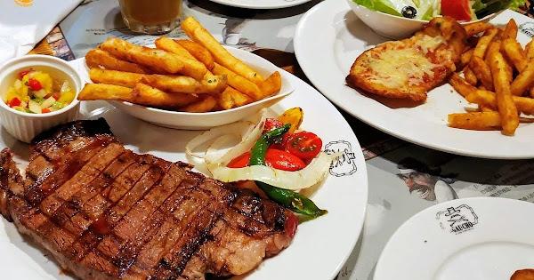 GAUCHO 阿根廷炭烤餐廳:南美風味炭烤牛排大口吃 | 台北餐廳 花博公園 捷運圓山站