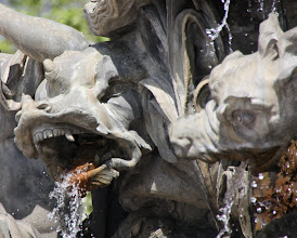 Photo: Day 23 - Part of the Ornate Fountain in Nancy #2