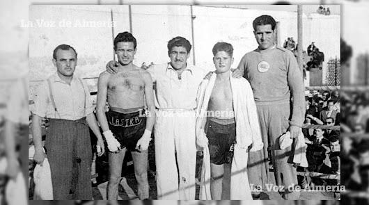 En memoria de Juanito Cid, boxeador