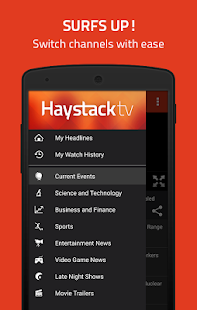 Haystack TV News- screenshot thumbnail