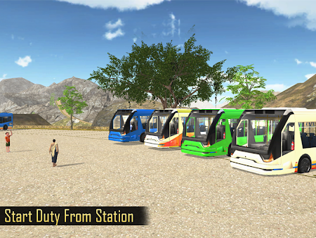 Off Road Tourist Bus Driving 1.2 screenshot 69613