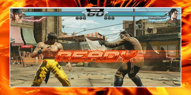 Strategy Tekken 7 Pro - náhled
