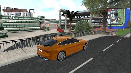 Super Car A7 Simulation, Quest, Parking screenshot 1