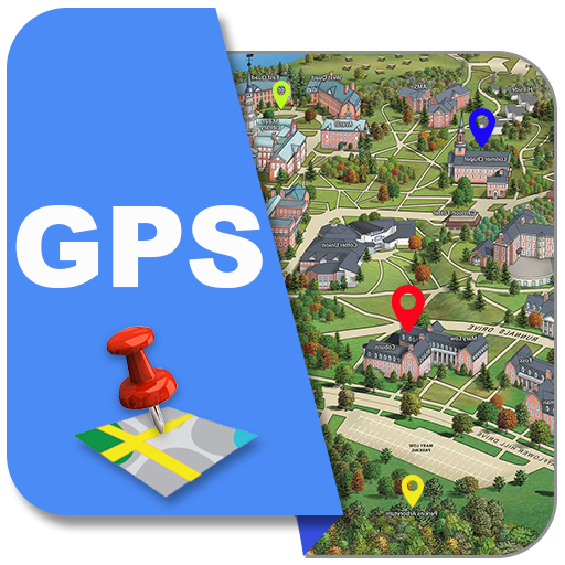 Offline GPS Route Map Voice Navigation & Direction