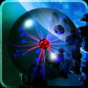 Plasma Orb Free Live Wallpaper icon