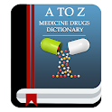 Drugs Dictionary Offline-Medication, Dosage, Usage icon