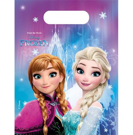Godispåse/Presentpåse Anna/Elsa