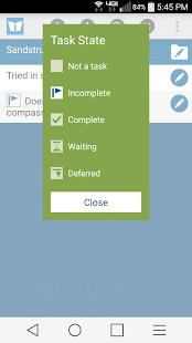 Perinote Organizer- screenshot thumbnail