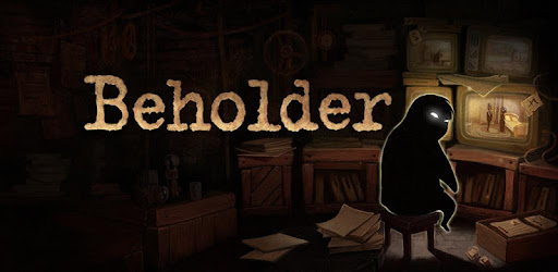 Android用Beholder ゲーム screenshot