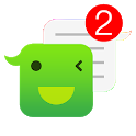 One Messenger 7 - SMS, MMS, Emoji icon