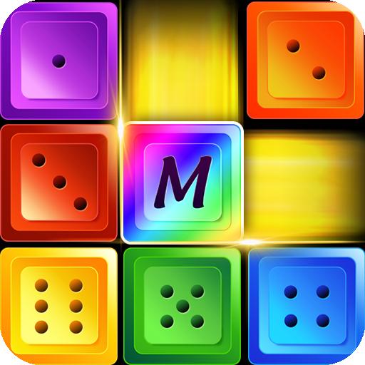 Dominoes Jewel Block Merge (game)