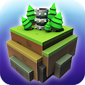 Cube Craft: Grand Sandbox Pixel Open World icon